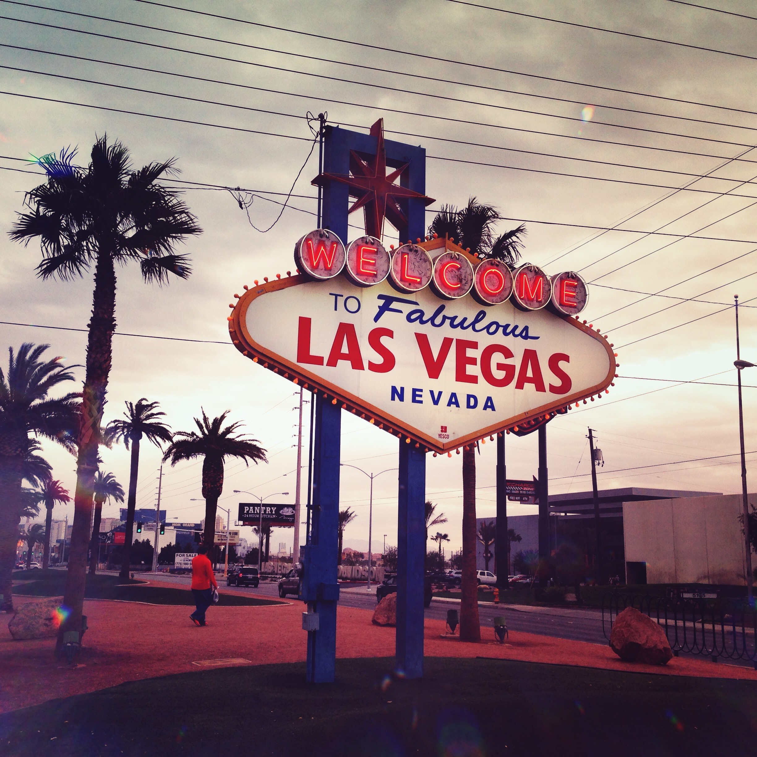Viva Las Vegas - copyright by David Quitmeyer