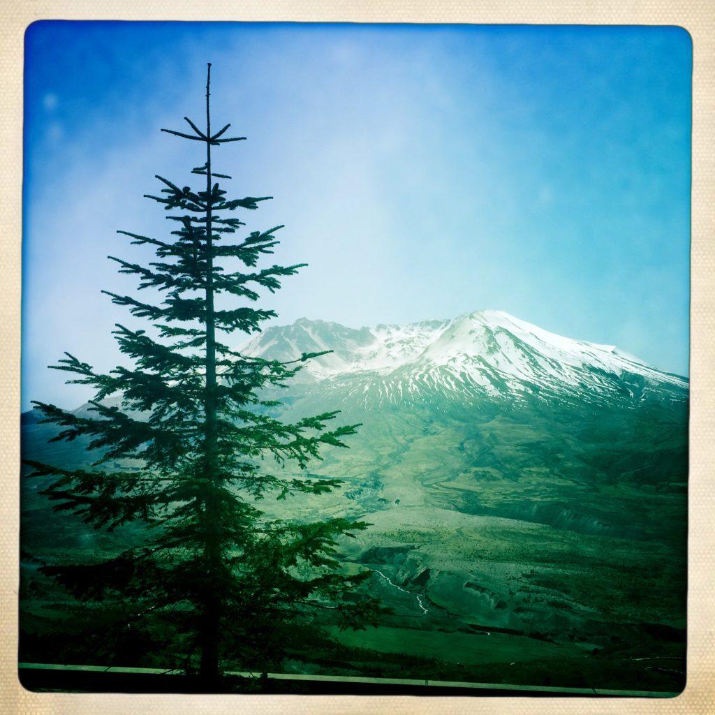 Mt. St. Helens- copyright David Quitmeyer